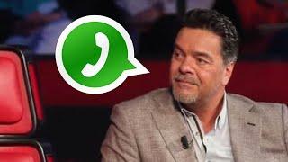 Beyaz'dan WhatsApp Grup Muhabbeti | O Ses Türkiye