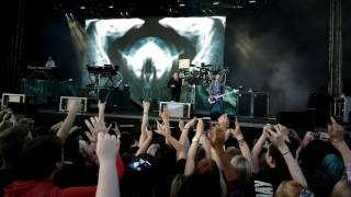 Linkin Park-Papercut live