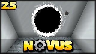 EINE ANOMALIE IN DER STADT !!!!   Minecraft NOVUS #25