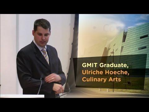 Culinary Arts Graduate, Ulriche Hoeche,