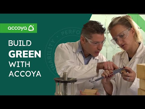 Accoya Sustainable Wood - The Green Building Construction Material