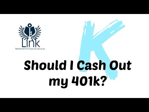 Should You Cash Out a Smaller 401k? (for Newer Investors)