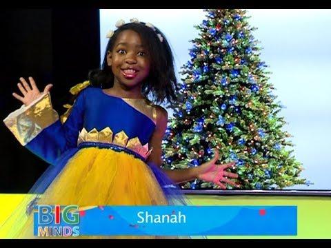 Big Minds, Episode 33, 22 December 2018, Hosted By Shanah