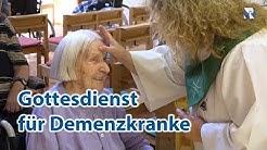 Demenzgottesdienst in Bad Reichenhall