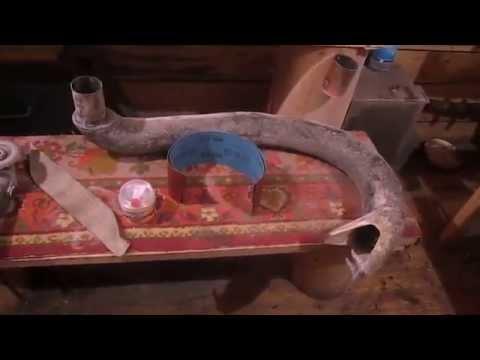 видео: ШНОРКЕЛЬ НА УАЗ СВОИМИ РУКАМИ