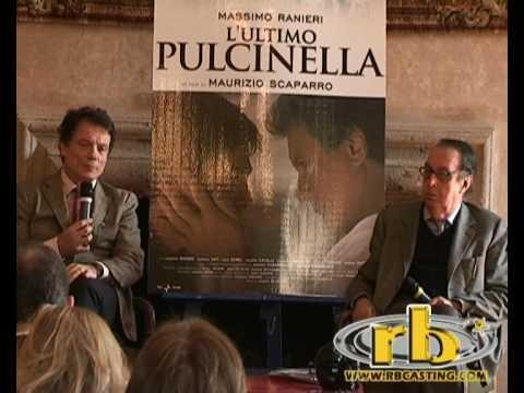 """""""L'ULTIMO PULCINELLA"""" di Maurizio Scaparro - conferenza 4°parte - WWW.RBCASTING.COM"""
