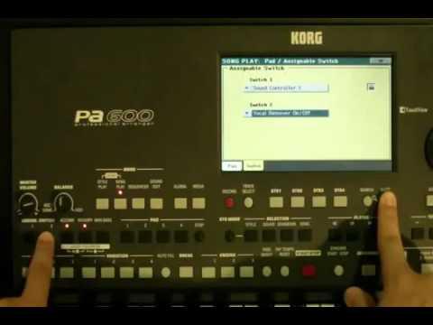KORG PA - Hướng dẫn cắt lời MP3
