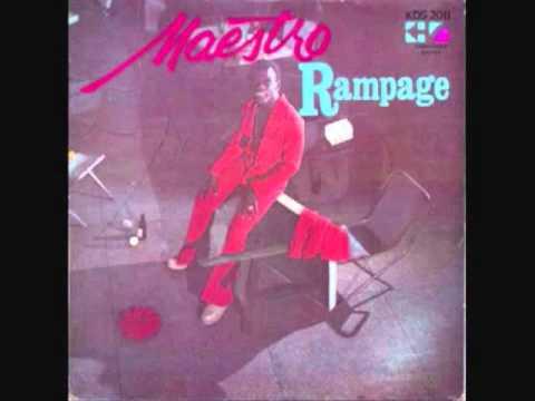 Maestro - Soulful Calypso Music (Rampage)