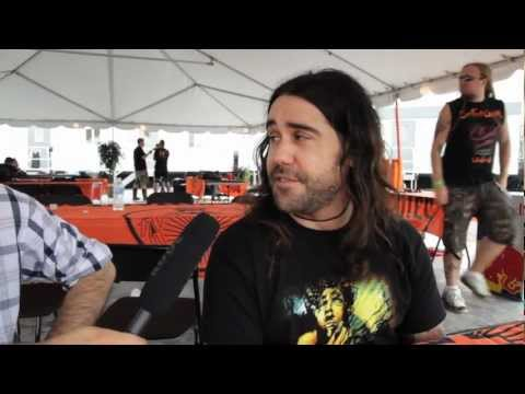 Killswitch Engage Interview @ Heavy TO 2012