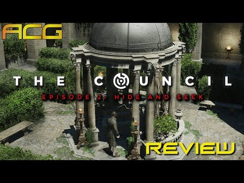 """The Council Episode 2 Review """"Buy, Wait for Sale, Rent, Never Touch?"""""""