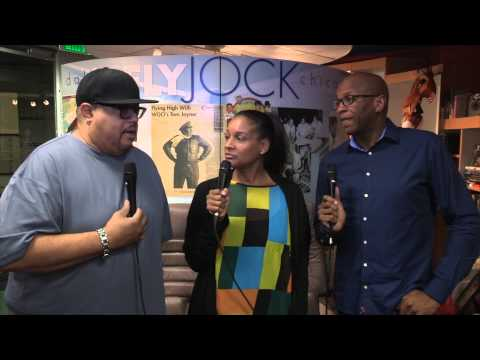I go BEYOND THE STUDIO with Fred Hammond and Donnie McClurkin
