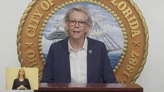 Mayor Castor Talks About The 2021 Budget