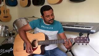 Pehli baar-Dhadak | Ajay Atul | Guitar cover by Sargam Palace | ARVIND |