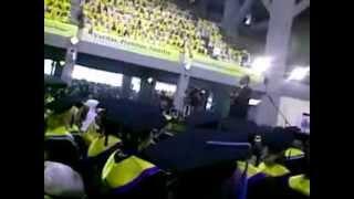 Lagu Universitas Indonesia dan Selamat Datang Pahlawan Muda