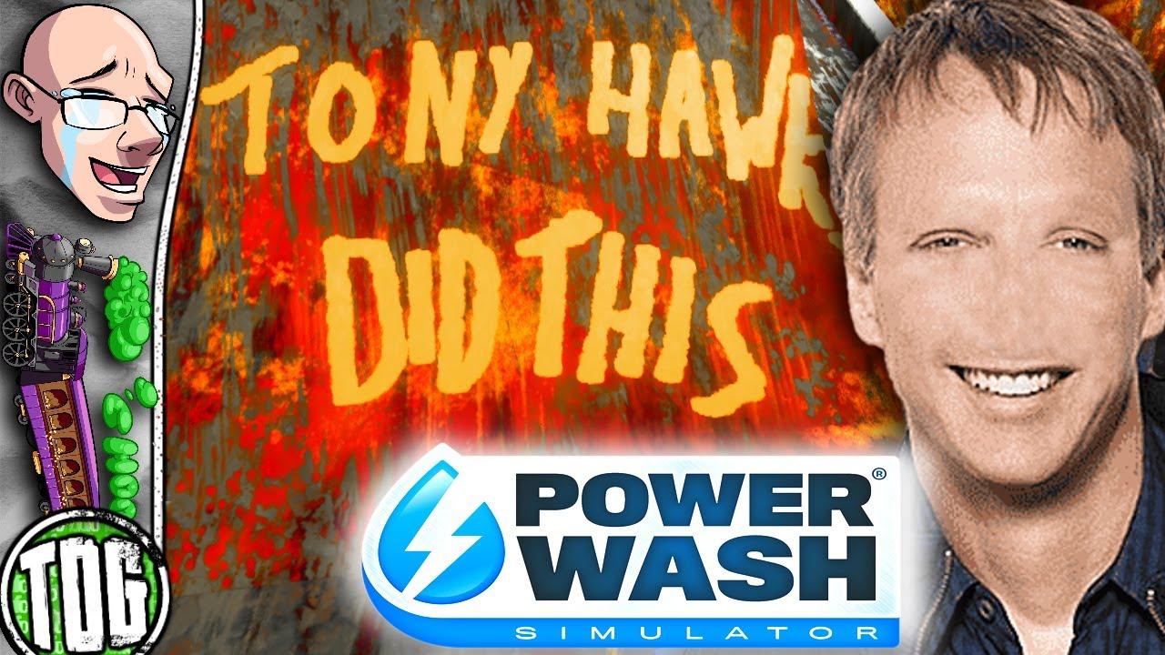 1000 ft Skate Park & 1000 Bad Jokes - Powerwash Simulator [ToG]
