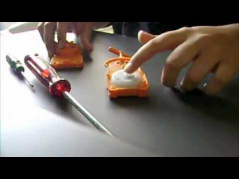 Fix a String-Launcher Beyblade MF - YouTube