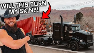 Putting My Heavy Haul Kenworth To Work With A Very Bizarre Load 🤯