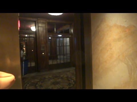 Strange Custom Montgomery Elevators Hotel Whitcomb San