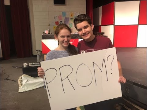 Only Us (Dear Evan Hansen) Promposal- Will Cole and Morgan Carson