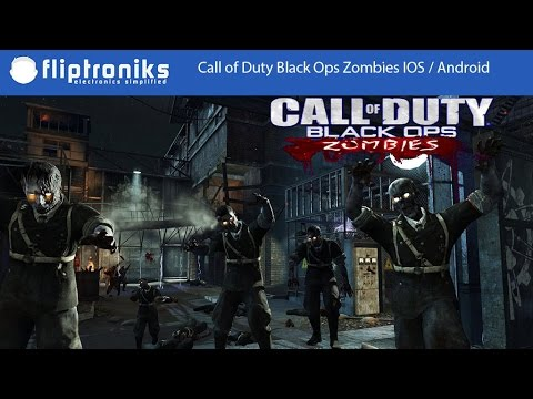 ios call of duty black ops zombies hack