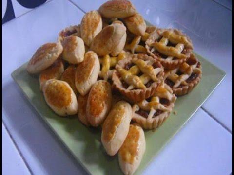 cara membuat dan resep kue kering nastar nanas kue lebaran