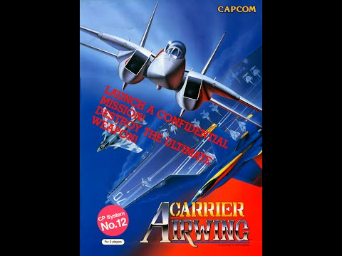 Carrier Air Wing Video Walkthrough