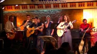 Марина Капуро исполняет песни Beatles, JFC jazz club, Санкт Петербург, Среда 16 Июля 2014