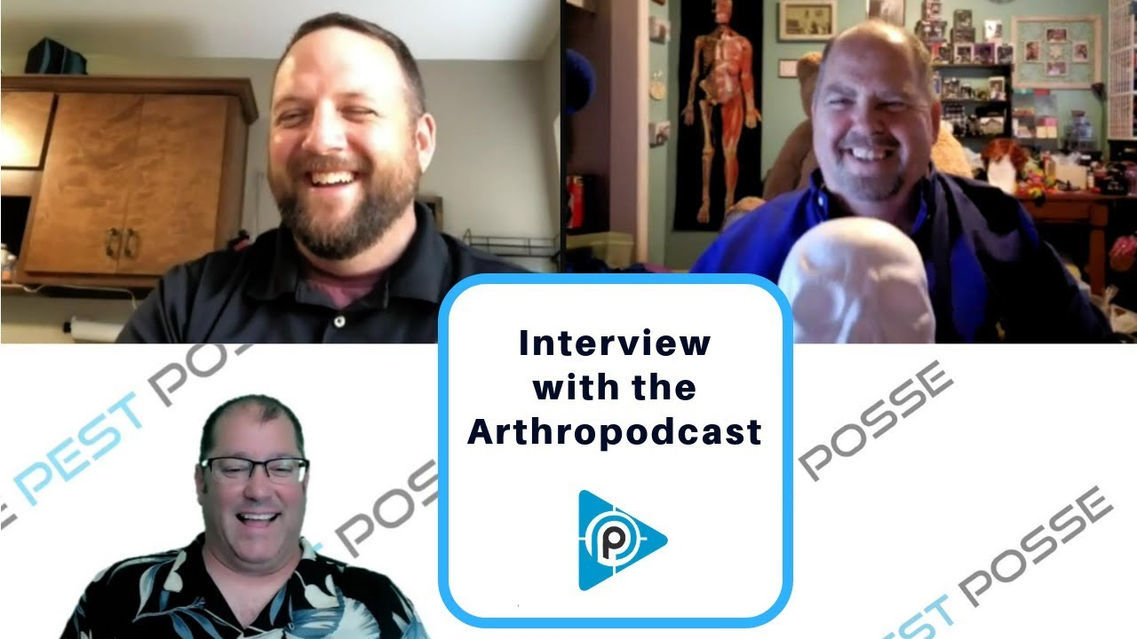 Interview with Arthropodcast (Episode 62)