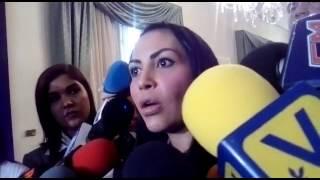Delsa Solórzano sobre caso Gilber Caro: