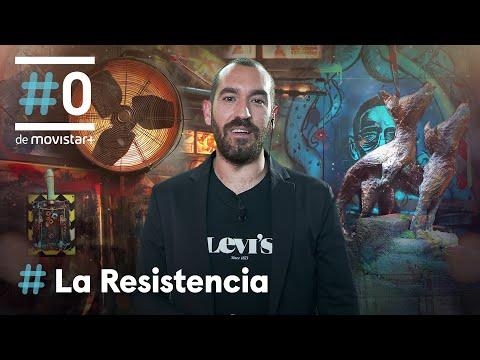 LA RESISTENCIA – Ricardo se pega una ducha rápida   #LaResistencia 04.05.2021