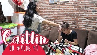 Download Video Caitlin on #VLOG 41 - Tuh Kaaan, Nangis Dehhh T__T MP3 3GP MP4