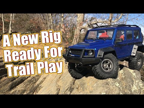 Fun RC 4x4 Ready For Trail Play - HoBao DC1 4WD Trail Crawler Truck Review & Running | RC Driver