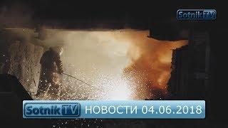 НОВОСТИ. ИНФОРМАЦИОННЫЙ ВЫПУСК 04.06.2018