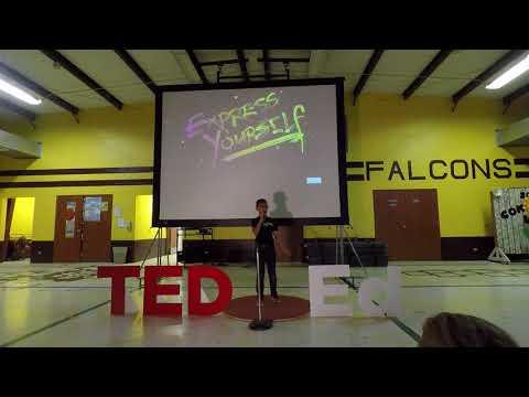 What singing feels like   Jonathan Quintero   Los Fresnos Elementary School