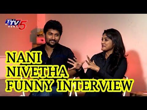 Nani, Nivetha Thomas Exclusive Interview on Ninnu Kori Movie | TV5 News