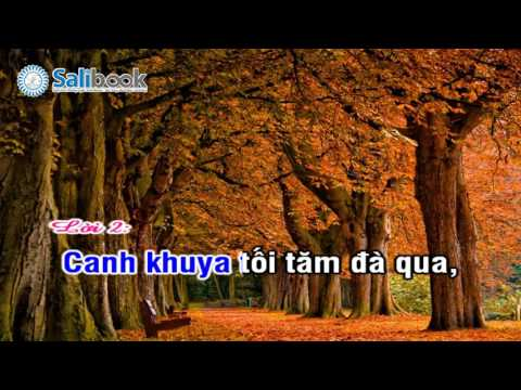 [Karaoke Thánh Ca HTTL-VN] 135 Kìa, Thần Yên Ủi Giáng Lai - Salibook