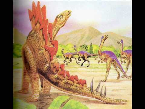 Tribute to Stegosaurus