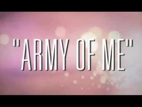 Christina Aguilera - ARMY OF ME (Karaoke/Instrumental + Background Vocals)