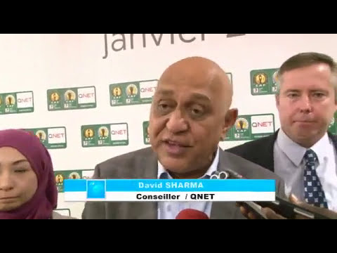 QNET on TOGO RTDS TV station