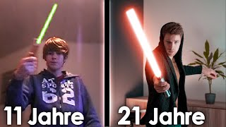 Recreating my Star Wars VFX from 10 Years Ago (EN Subtitles)