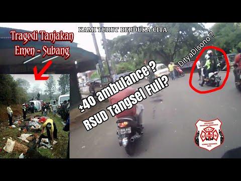 #2 AN AMBULANCE ESCORT | TRAGEDI TANJAKAN EMEN | RESPON CEPAT IEA TANGERANG & JAKARTA