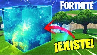 cube FORTNITE in REAL life your secret revealed | FORTNITE: Battle Royale