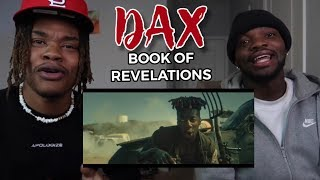 DAX - BOOK OF REVELATIONS (OFFICIAL MUSIC VIDEO) - REACTION
