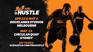 3x3 Pro Hustle Series Begins