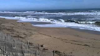 Outer Banks Big Waves and Surf November 2011