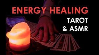 [ASMR] Preparing For The New Year | Energy Healing & Tarot Reading