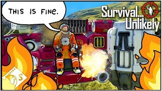 Survival... Unlikely #39 This is Fine (A Space Engineers Co Op Series)