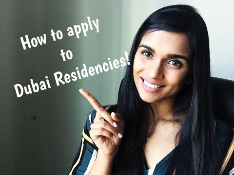 HOW TO APPLY TO DUBAI RESIDENCY PROGRAMS!