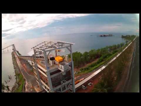 Krakatau Engineering - Jetty Construction of NPLCT