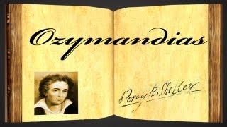 Ozymandias by Percy Bysshe Shelley - Poetry Reading